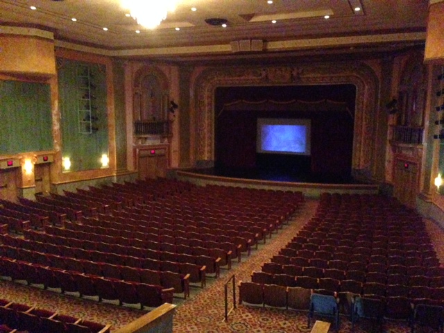 saenger theater and community center